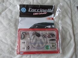 Altaya Coccinelle 1303 Cabriolet Volkswagen Numéro 86 - Maquettisme