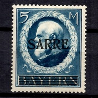 Sarre YT N° 30 Neuf *. Signé. B/TB. A Saisir! - 1920-35 League Of Nations