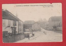 Fontenois Les Montbozon  - Bureau Des Postes --  Abimée - France