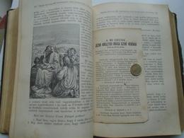B006 Lenart Goffine - Katholikus Oktató és Épületes Könyve -Steck Xavér Ferencz - Szent István Társulat  1895 K. - Sin Clasificación
