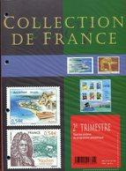 RC 7843 FRANCE POCHETTE ABONNEMENT 2e TRIMESTRE 2007 A PRIX COUTANT - Sammlungen