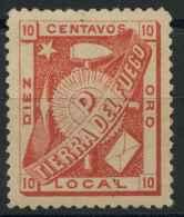Argentine (1891) Emission Local - Argentine