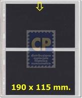 FOGLI UNI K211 X FDC CARTOLINE STORIA POSTALE - 2 Spazi Apertura Alta - VENDITA Da 10 Fogli - Supplies And Equipment
