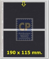 FOGLI UNI K211 X FDC CARTOLINE STORIA POSTALE - 2 Spazi Apertura Alta - VENDITA Da 10 Fogli - Materiali