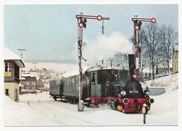 Güterzug-Tenderlokomotive 89 7159 Der DGEG (Ex Königl. Preuß. Staatsb.T3 Altona 6158) Im Bhf. Erndtebrück - Eisenbahnen