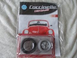 Altaya Coccinelle 1303 Cabriolet Volkswagen Numéro 17 - Unclassified