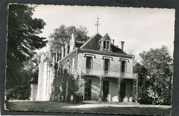 """CPSM Format CPA - Env. De ST DENIS De PILES - BONZAC - Château """"La Grave"""" - France"""