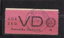 DDR, Dienst: VD 1, Gest. Gepr. Weigelt, BPP(T 2975) - Service