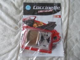 Altaya Coccinelle 1303 Cabriolet Volkswagen Numéro 20 - Maquettisme