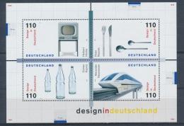 Duitsland/Germany/Allemagne/Deutschland 1999 Mi: Block 50 (PF/MNH/Neuf Sans Ch/**)(3429) - [7] West-Duitsland