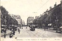 TOULOUSE    LA PLACE ESQUIROL - Toulouse