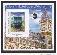 #           ¤¤    Yvert N° 73 - CNEP : Salon D'automne PARIS 2016 - Neuf**  Luxe ¤¤ - CNEP