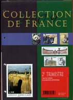 RC 7848 FRANCE POCHETTE ABONNEMENT 2e TRIMESTRE 2009 A PRIX COUTANT - France