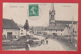 Frahier  -  Centre  -  Coin Abimé - France