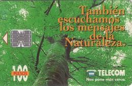 TARJETA TELEFONICA DE ARGENTINA. NATURALEZA. (157) - Argentinien