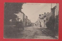 Scey Sur Saône  --  La Rue Du Pont - France