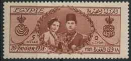 Egypte (1938) N 202 (charniere) - Egypt