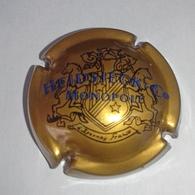 Plaque De Muselet  De Champagne - HEIDSICK & Cie - Monpole - Piper Heidsieck