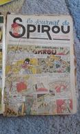 JOURNAL DE SPIROU NUMERO 11 - 1942 - TRES MAUVAIS ETAT - Spirou Et Fantasio