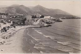 ESPAGNE,SPAIN,ESPANA,BARCELONE,BARCELONA,catalogne ,CATALUNA,SITGES EN 1950,PLAYA SAN SEBASTIAN,GARRAF - Barcelona