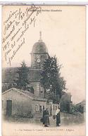 70  LES  ENVIRONS  DE  LUXEUIL  BAUDONCOURT  L' EGLISE     TBE  1Z493 - Other Municipalities