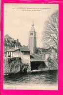 Cpa  Carte Postale Ancienne  - Quimperle Nouveau Clocher - Quimperlé