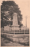Modave , ( Huy ), Monument Aux Morts - Modave