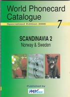 World Phonecard Catalogue - 7, Scandinavia 2. - Phonecards