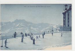 Praz-Réaz Sur Leysin -   Hockey Sur Glace - 1907    (80313 - VD Vaud
