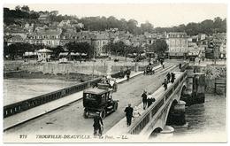 14 : TROUVILLE-DEAUVILLE - LE PONT (LL) - Trouville