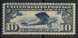 Etats Unis (1927) PA N 10 (charniere) - United States