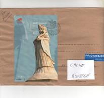 Joli Bloc Sur Enveloppe Du 02/05/2003 Pour La France - Lettres & Documents