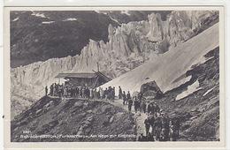 Bélvédère - Auf Dem Weg Zur Eisgrotte   (80313 - VS Wallis