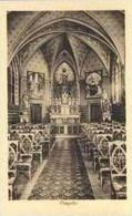 TIRLEMONT-TIENEN - Pensionnat Notre-Dame - Chapelle - Tienen