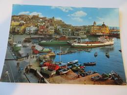 C.P.A. POZZUOLI Panorama E Porto, En 1969 - Pozzuoli