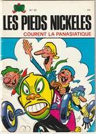 Les Pieds Nickelés  COURENT LA PANASIATIQUE    édit : 1983 (TTB état 110  Gr) - Pieds Nickelés, Les