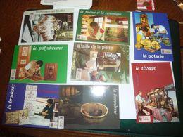 24CPM  L'Alsace   Les Artisans - Cartoline