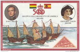 Bolivia Hb Michel 153 - Bolivia