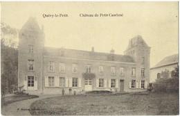 QUÉVY-LE-PETIT  - Château De Petit Cambrai - Quévy