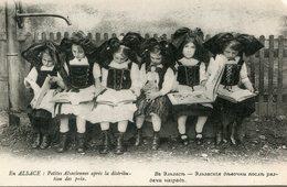 ENSEIGNEMENT(ECOLE) ALSACE - Schools