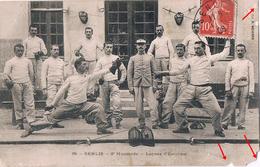 Senlis 2ème Hussard Leçons D'escrime - Senlis