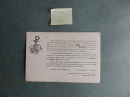Veurne - 1950 - Goemaere - Debaenst - Priesterwijding Jozef Goemaere - Faire-part
