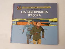 BLAKE ET MORTIMER - LES SARCOPHAGES D'AÇOKA -  2011 - Détails Sur Les Scans - Blake Et Mortimer
