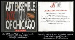 60 Minuten Jazz Von Art Ensemblr Of Chicago Von 1970 - 1984 - Jazz Of Finest - From 1970 - 84 - Jazz