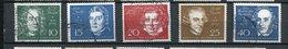 Bund Beethoven Lot Gest #dx2417 - Used Stamps