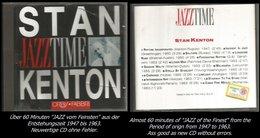 60 Minuten Jazz Von Stan Kenton Von 1947 - 1963 - Jazz Of Finest - From 1947 - 63 - Jazz