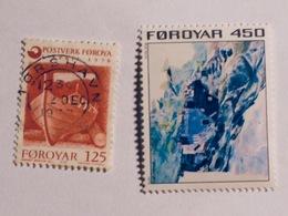 FÉROÉ (Iles) 1975-76   LOT# 1 - Féroé (Iles)