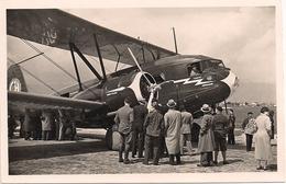 Aviation - Avion Condor De La Swissair - Beau Document - 1946-....: Moderne