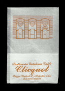 Tovagliolino Da Caffè - Caffè Clicqout - Company Logo Napkins