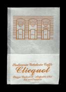 Tovagliolino Da Caffè - Caffè Clicqout - Serviettes Publicitaires